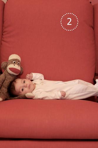 Alice Linda, 2 months