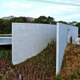 本福寺水御堂, 淡路島, Water Temple, Awaji, Japan