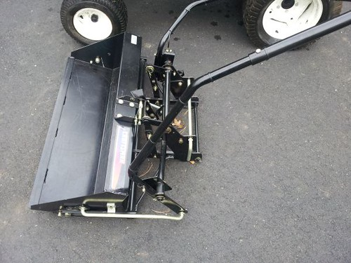 Craftsman Front Scoop Tractor Attachment : Craftsman front scoop implements and attachments