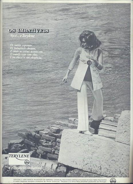Modas e Bordados, Nº 3064, Outubro 28 1970 - 1