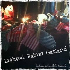 lightedfabricgarland