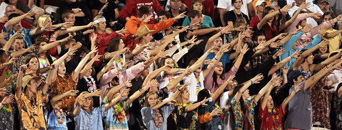 Football 2012: South Point student section