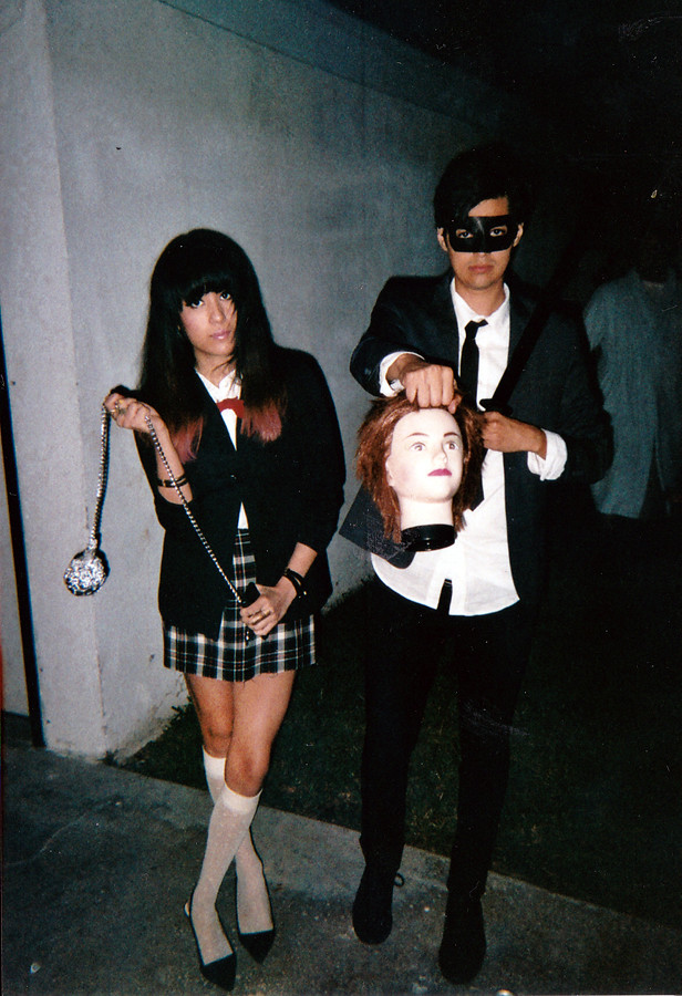 Gogo Yubari and the Crazy 88 of Kill Bill volume 1