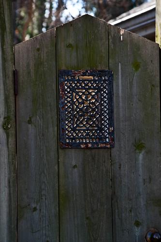 Door Grate