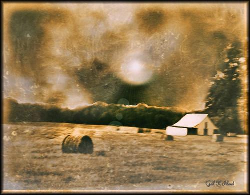 sepia photoshop landscape farm ngc soe thegalaxy flickraward gailpiland flickrstruereflection1 flickrstruereflectionlevel1 dustbowel