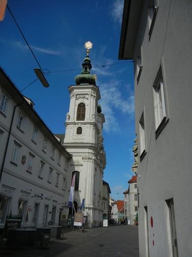 DSCN8692 _ Mariahilferkirche, Graz, 8 October