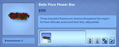 Bello Fiore Flower Box