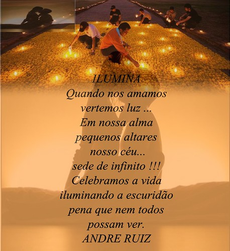ILUMINA by amigos do poeta