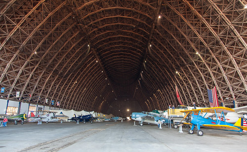 137  Just the sheer size of this hanger is incredible to behold. Tillamook Air Museum