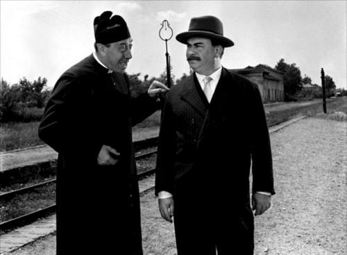 La Grande bagarre de Don Camillo e l'onorevole Peppone