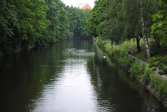Landwehrkanal view