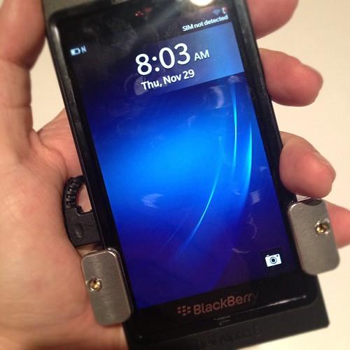 BlackBerry 10 no tendrá disponible el WhatsApp