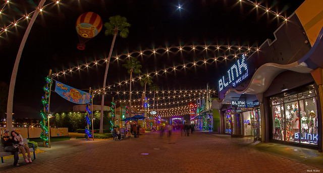 Downtown Disney 11/29/12