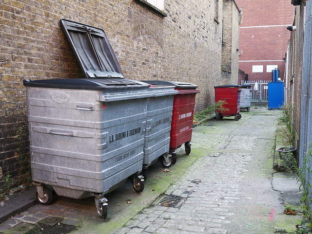 Barking Bins