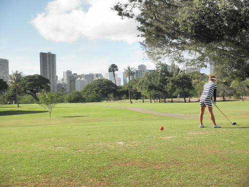 Ala Wai Golf Course 103