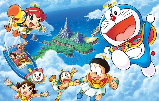 Divulgado Segundo Trailer do Novo filme de Doraemon!