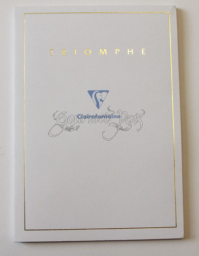 Clairefontaine Triomphe Paper Pad