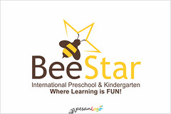 Bee Star Logo