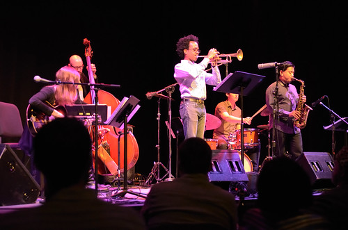 Mary Halvorson Quintet 2012-12-01