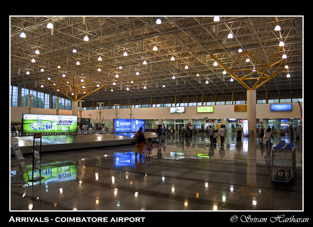 coimbatore coimbatore international airport cjb page