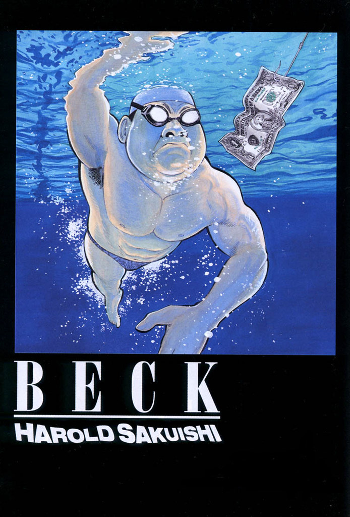 #21 - Beck by Harold Sakuishi