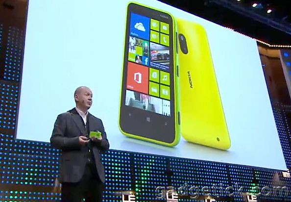 цена Nokia Lumia 620