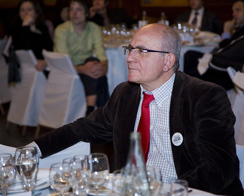 Artur Serra at the Design for All Foundation Awards 2012