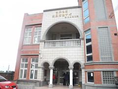 苗栗場說明會選在白東白西社區活動中心舉行。