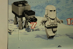 LEGO Star Wars 2012 Advent Calendar (9509) - Day 7