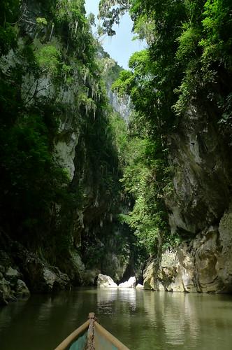 Boqueron Canyon - El Estor, Guatemala