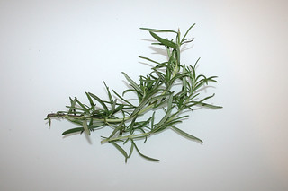 04 - Zutat Rosmarin / Ingredient rosemary