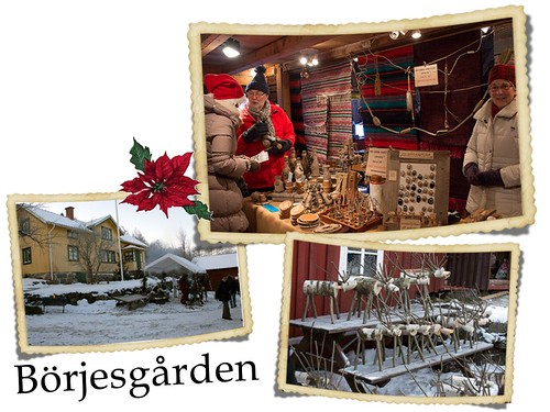 Börjesgården julmarknad