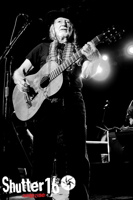 Willie Nelson @ The Fillmore Charlotte