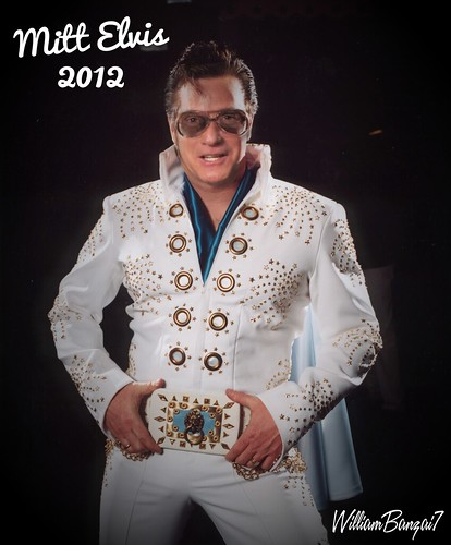 ELVIS 2012 by Colonel Flick/WilliamBanzai7