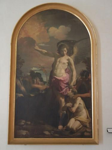 DSCN3844 _ Angelo custode, Carlo Bononi