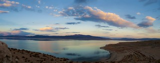 Walker Lake Panorama