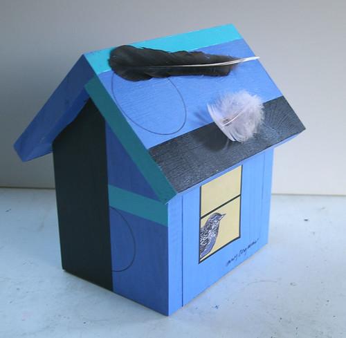 Birdhouse 1 3