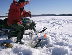 Christian Sportsman posted a photo:	Mattawamkeag Lake 2009