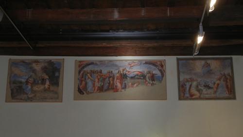 DSCN4778 _ Gli affreschi di Bartolomeo Cesi nella Certosa di Bologna, Palazzo D'Accursio (Palazzo Comunale), Bologna, 18 October