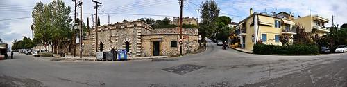 Περιοχή Κάστρου - Δεξαμενή Πατρών | Patras Castle