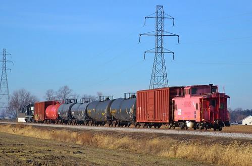 Railfanning the Ft Wayne area   RailroadForums com