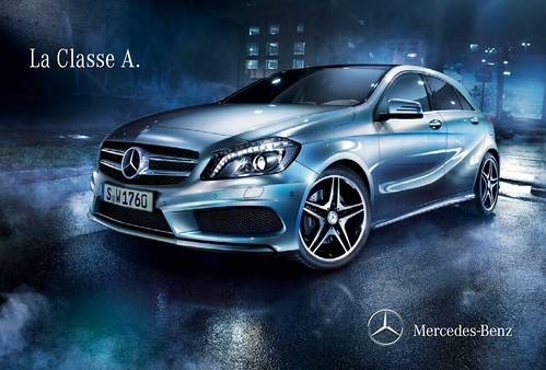 2012-12-14 Mercedes scende nel segmento C