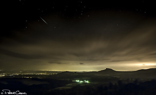 Метеор над Розбери Топпинг