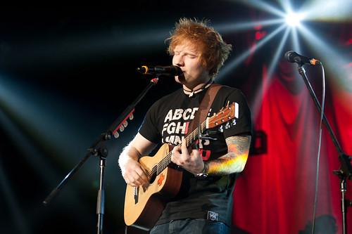 Ed Sheeran @ Gwinnett Arena