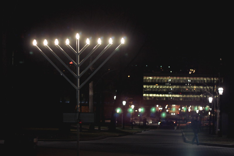 Dec 15: Happy Chanukah