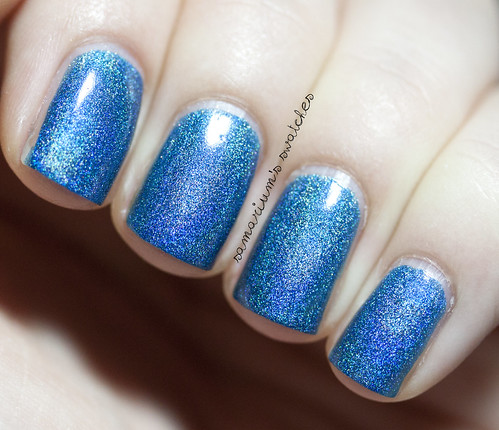 Jindie Nails Blue Blue X-mas (2)