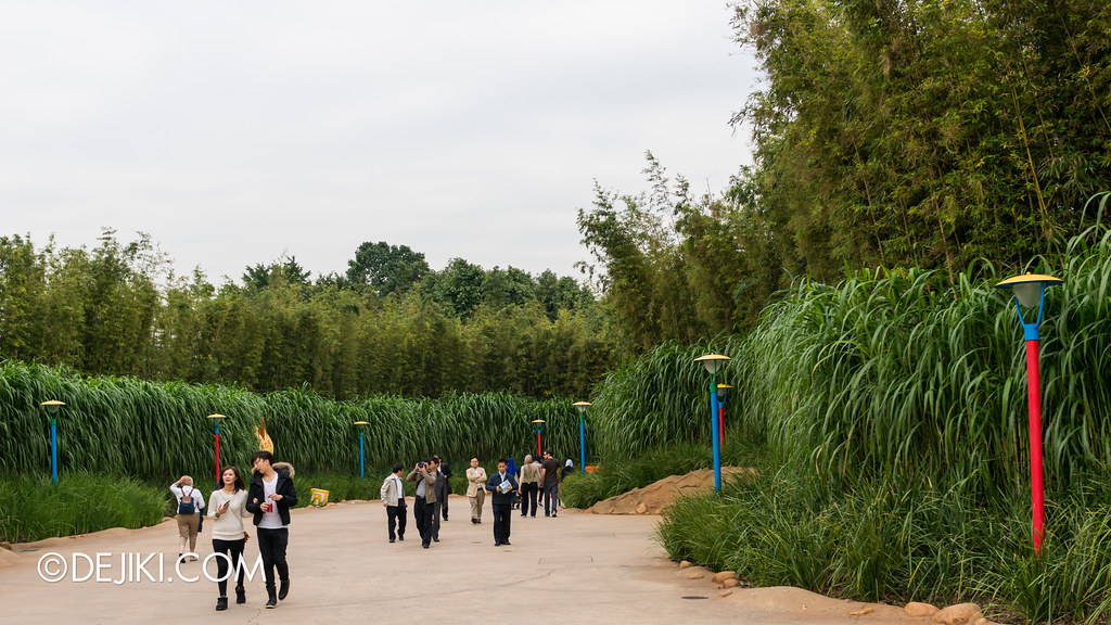 TSL, bamboo