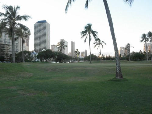 Ala Wai Golf Course 224b