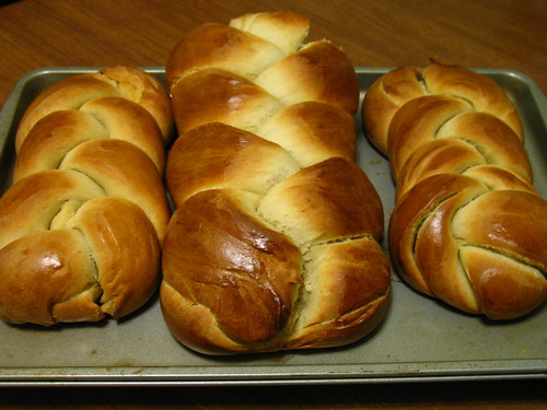 Baked Challa