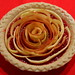 Cranberry Apple Flower Tarte 1